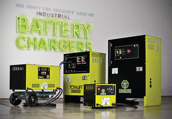 Clark Material Handling Company Chargers
