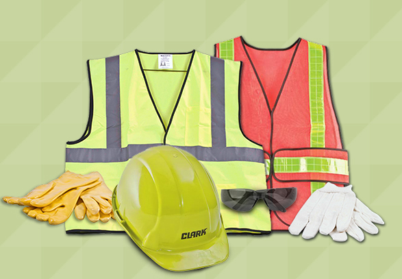 Clark Material Handling Company Safety Amp Accessories
