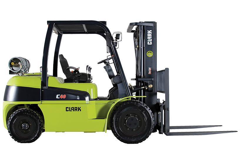 New, 2019, CLARK, C40L, Forklifts / Lift Trucks
