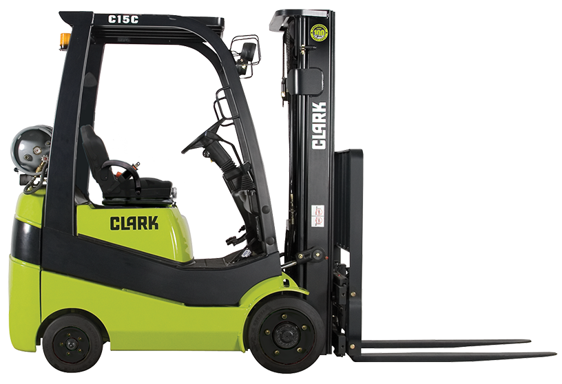 2019, CLARK, C20sCL, Forklifts / Lift Trucks