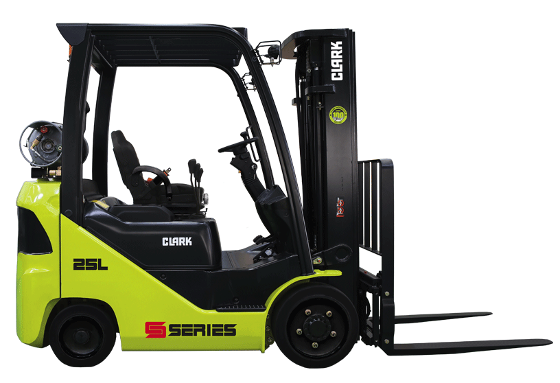New, 2018, CLARK, S20C, Forklifts / Lift Trucks
