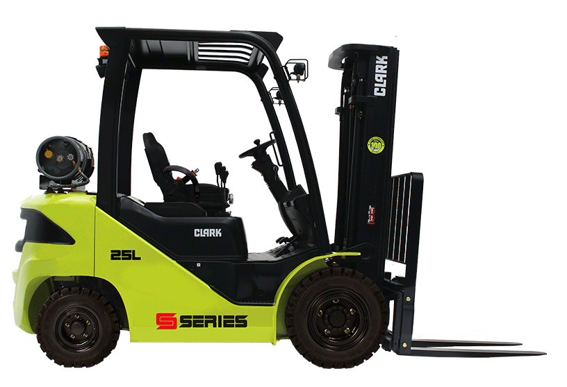 New, 2019, CLARK, S25L, Forklifts / Lift Trucks